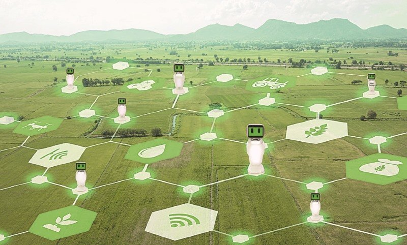 Benefits from Integrating Automated Farming Systems